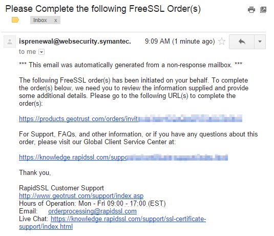 Please-Complete-the-following-FreeSSL-Order(s)-email