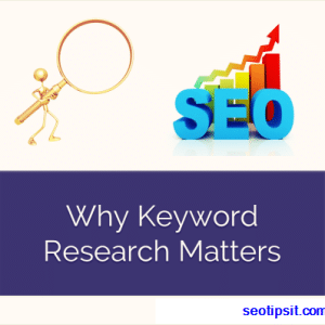 Why Keyword Research still matters in 2015