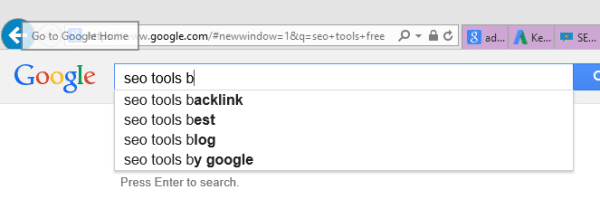 google-auto-suggest-free-keyword-research