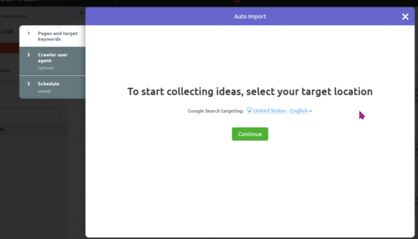 SEMrush On Page SEO Checker Tool for Optimization Ideas 1