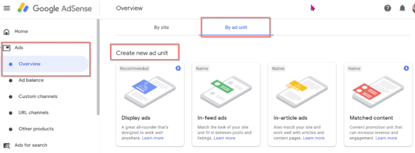 Google Adsense Account – Complete Guide for Beginners about Reports 7